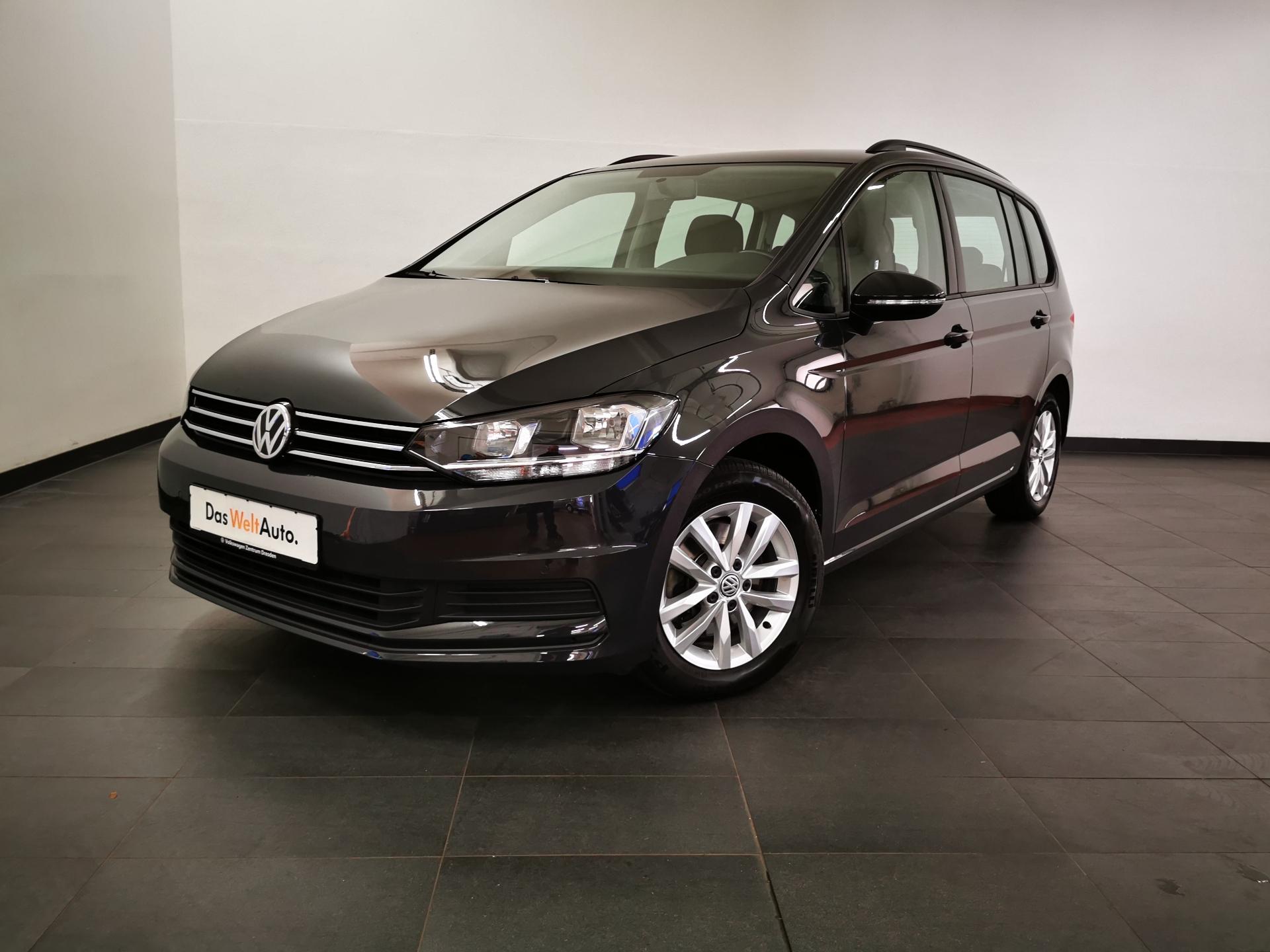 Volkswagen Touran Comfortline TSI RADIO DAB PDC ab 2,99%, Jahr 2019, Benzin