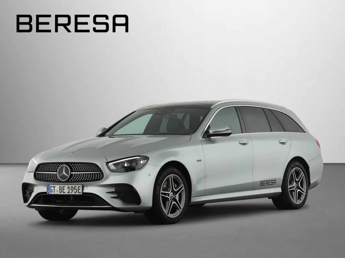 Mercedes-Benz E 300 de 4M T AMG Burmester Fahrassist., Jahr 2020, Hybrid_Diesel