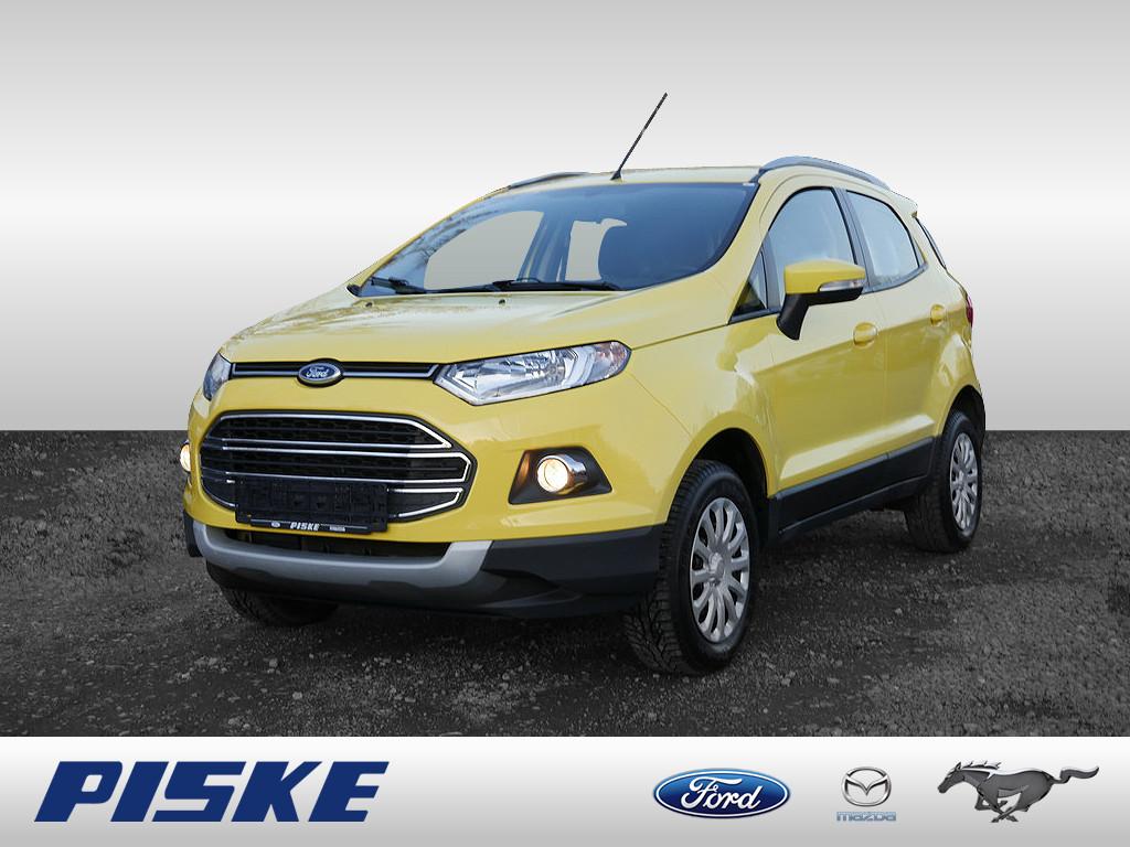 Ford EcoSport, Jahr 2014, Benzin