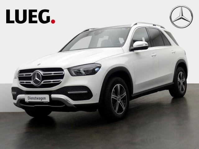 Mercedes-Benz GLE 300 d 4M AHK+PANO+MBUX+KAMERA, Jahr 2019, Diesel