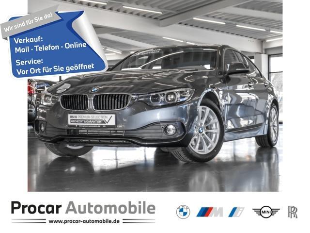 BMW 420 Gran Coupe D Advantage Aut NavPro RFK Shz LED, Jahr 2018, Diesel