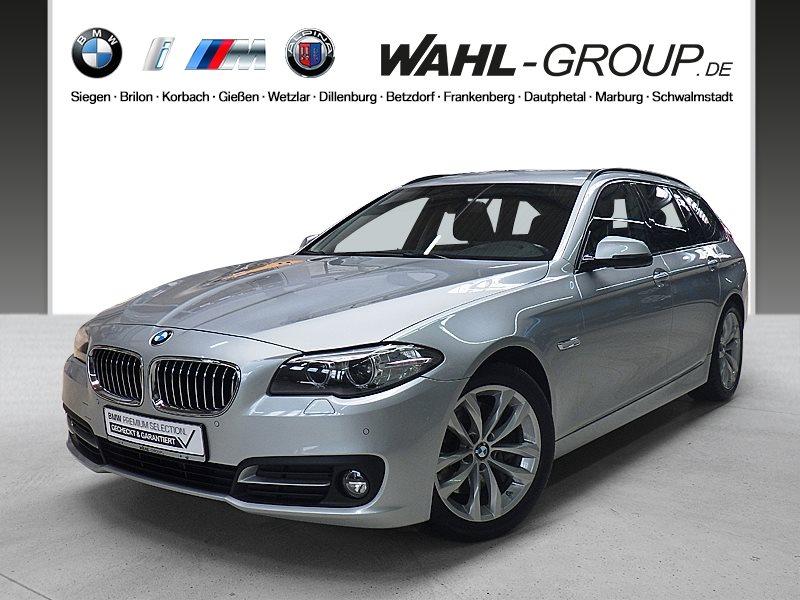 BMW 525d Touring Aut. Edit. Sport HK HiFi Xenon Shz, Jahr 2017, Diesel