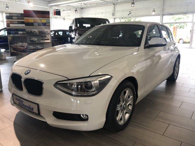 BMW 118d, Jahr 2013, Diesel