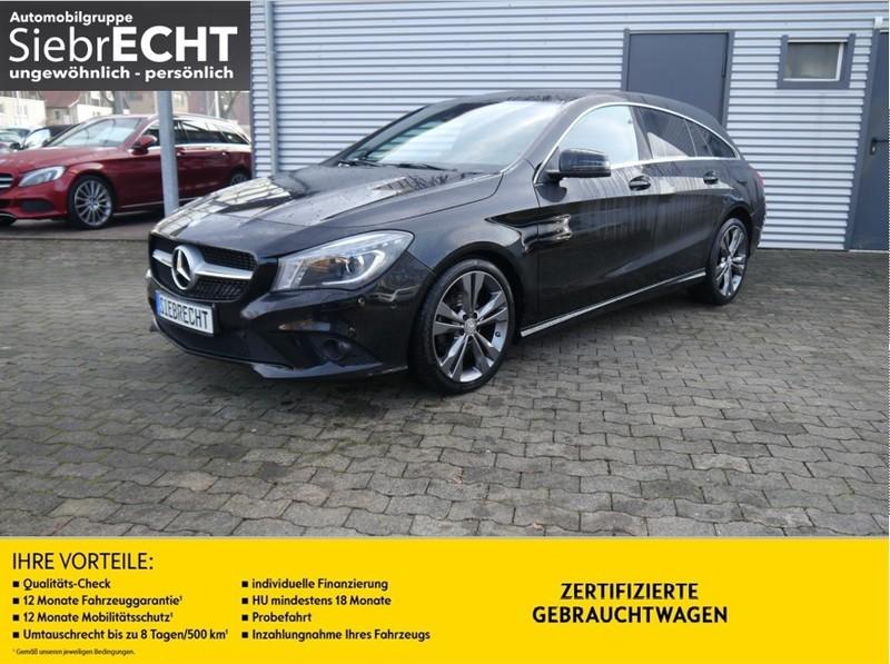Mercedes-Benz CLA 200 d Shooting Brake Urban*Panorama*Navi*Xenon*Kamera*PD, Jahr 2015, diesel