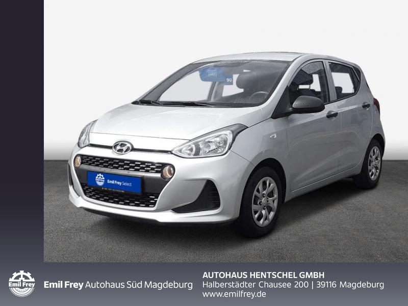 Hyundai i10 1.0 GO, Jahr 2017, Benzin