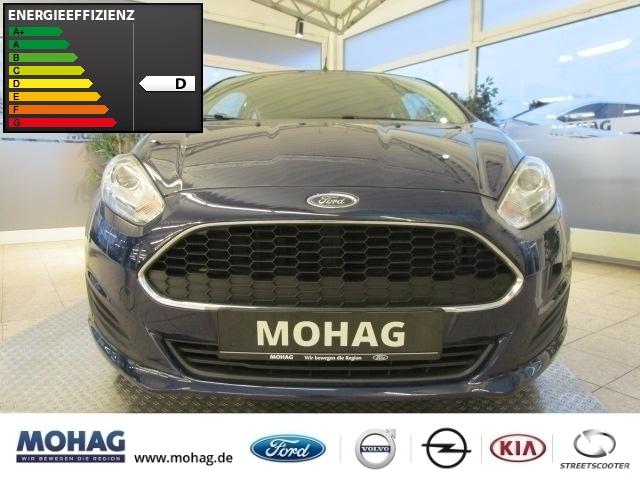 Ford Fiesta Trend 1.25l *Klima-Allwetterreifen* - Euro 6-, Jahr 2016, Benzin