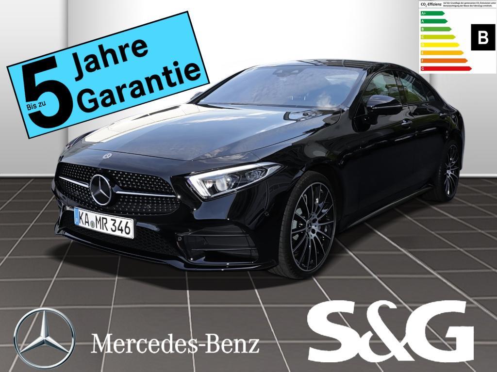 Mercedes-Benz CLS 400 d 4MATIC AMG-Line COMAND/Standhzg/AMG20, Jahr 2019, diesel