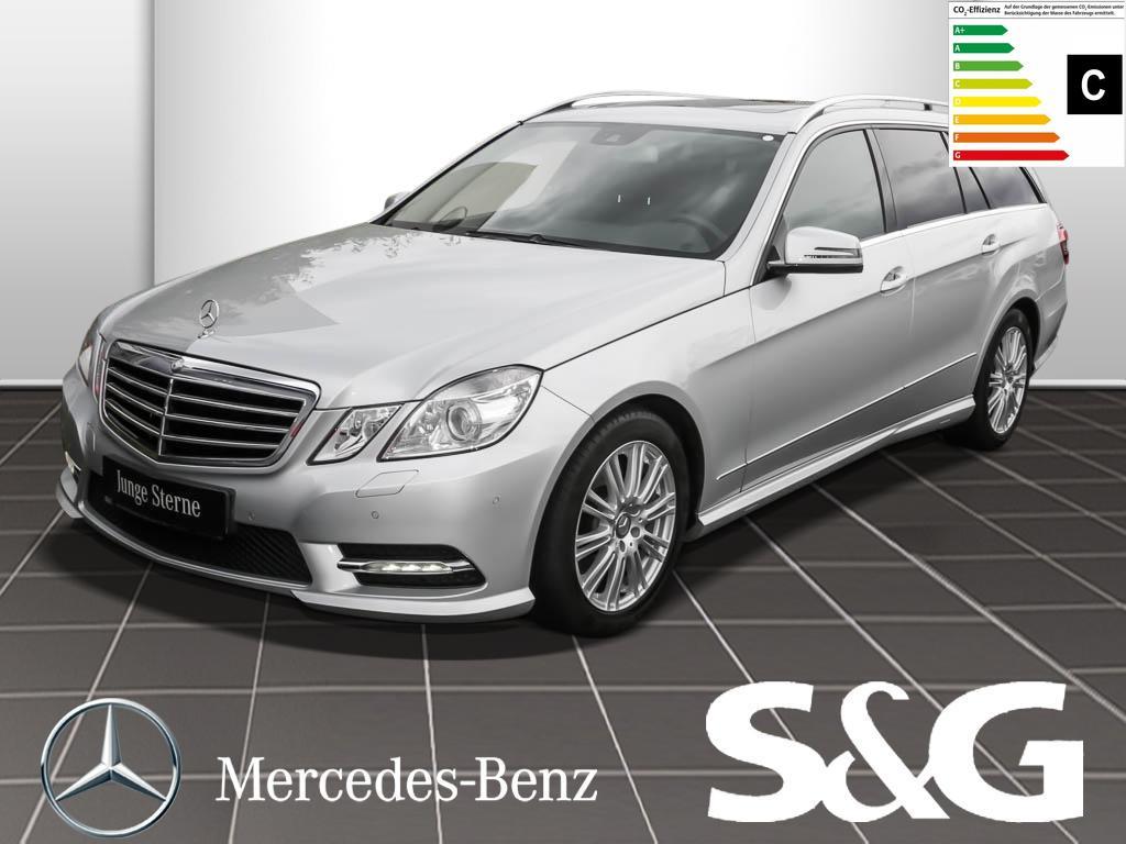 Mercedes-Benz E 200 BE T Avantgarde Glasdach/Comand/Xenon/Soun, Jahr 2013, Benzin