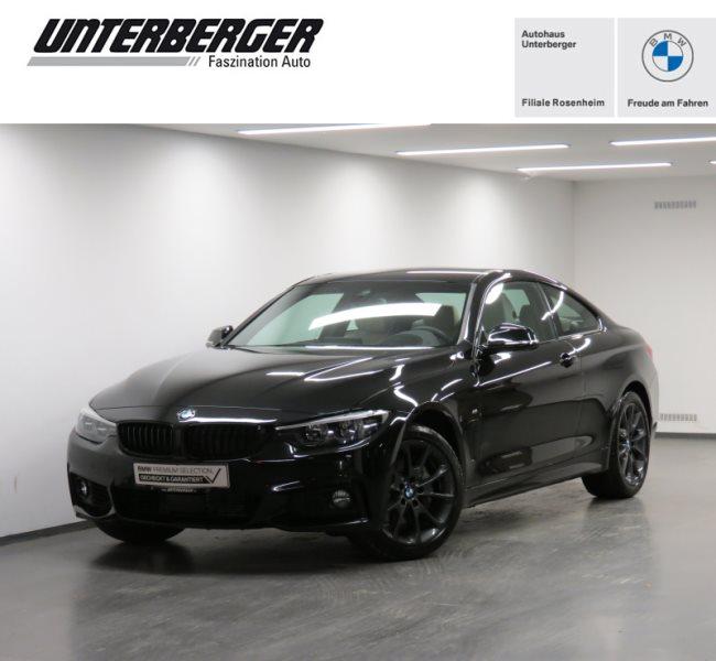 BMW 435d xDrive Coupé UPE: 79.180,00 M Sportpaket, Jahr 2019, Diesel