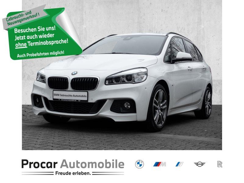 BMW 220d MSPORT+NAVI+AHK+HiFi+PANO+TEMPOMAT, Jahr 2018, Diesel