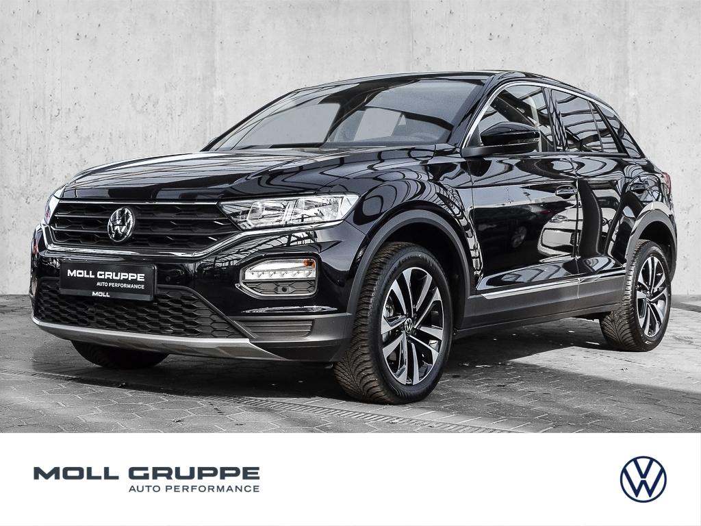 Volkswagen T-ROC 2.0 TDI United NAVI ALU 5J Garantie, Jahr 2021, Diesel