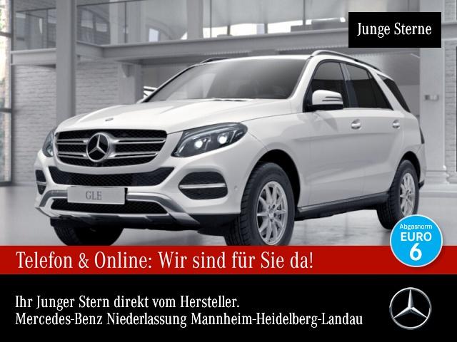 Mercedes-Benz GLE 350 d 4M 360° Airmat Distr. COMAND ILS LED, Jahr 2016, Diesel