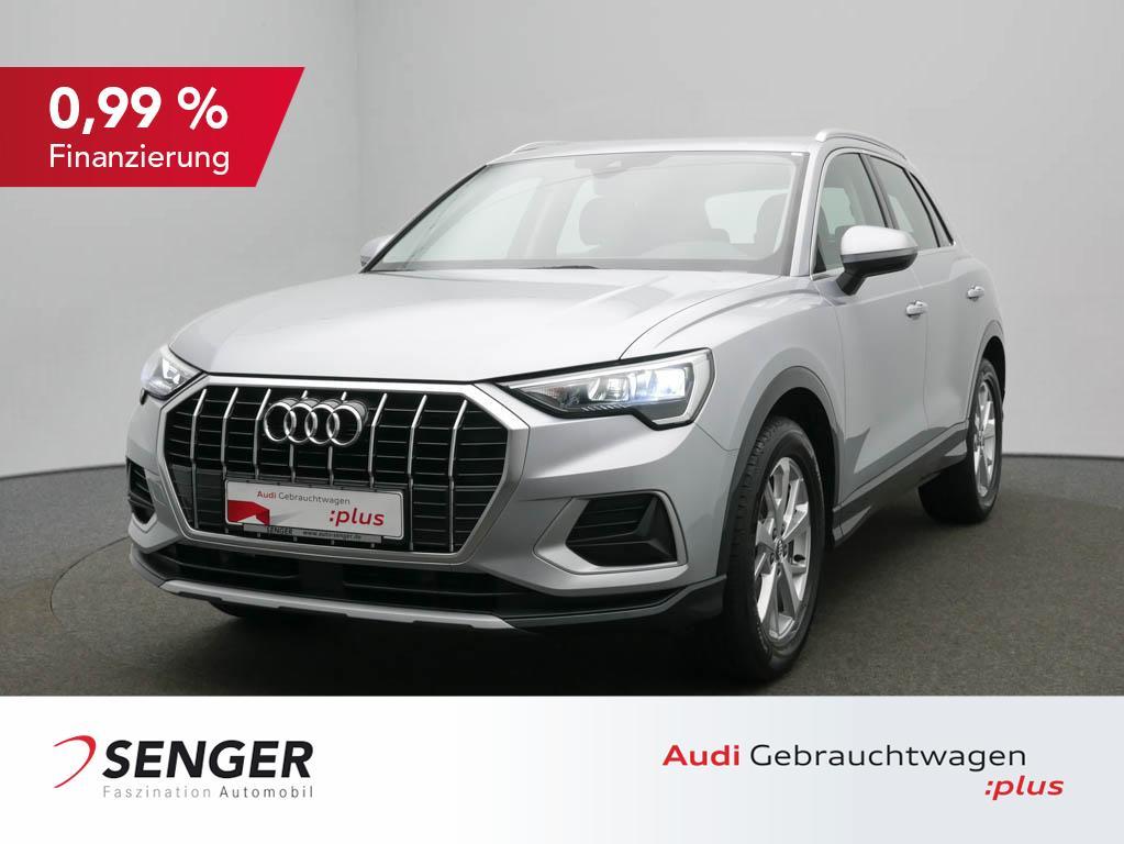 Audi Q3 35 TFSI advanced Spurhalteassistent AHK, Jahr 2019, Benzin