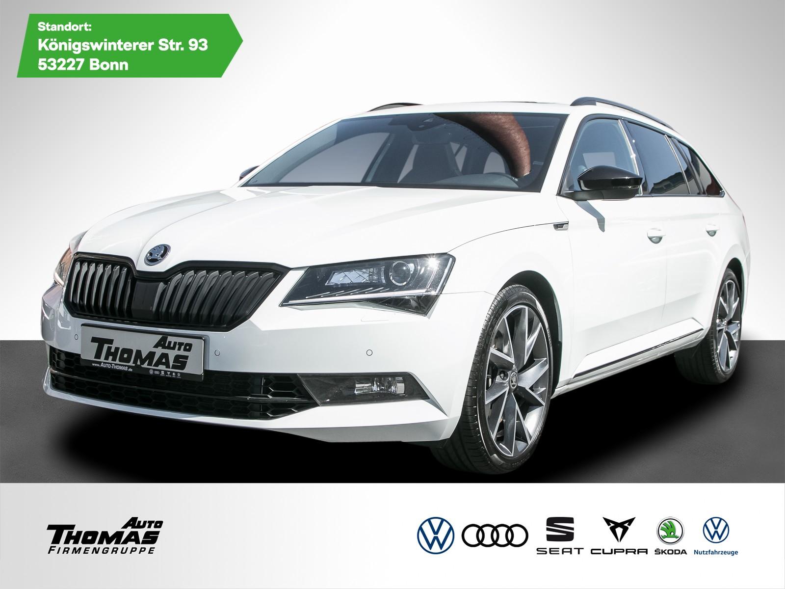 Skoda Superb III Combi Sportline 2.0 TSI DSG 4x4 *XEN*, Jahr 2017, Benzin