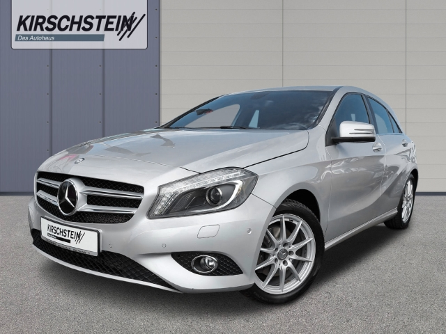 Mercedes-Benz A 180 BE Urban DCT Xenon Navi PTS Sitzheizung NSW, Jahr 2015, Benzin