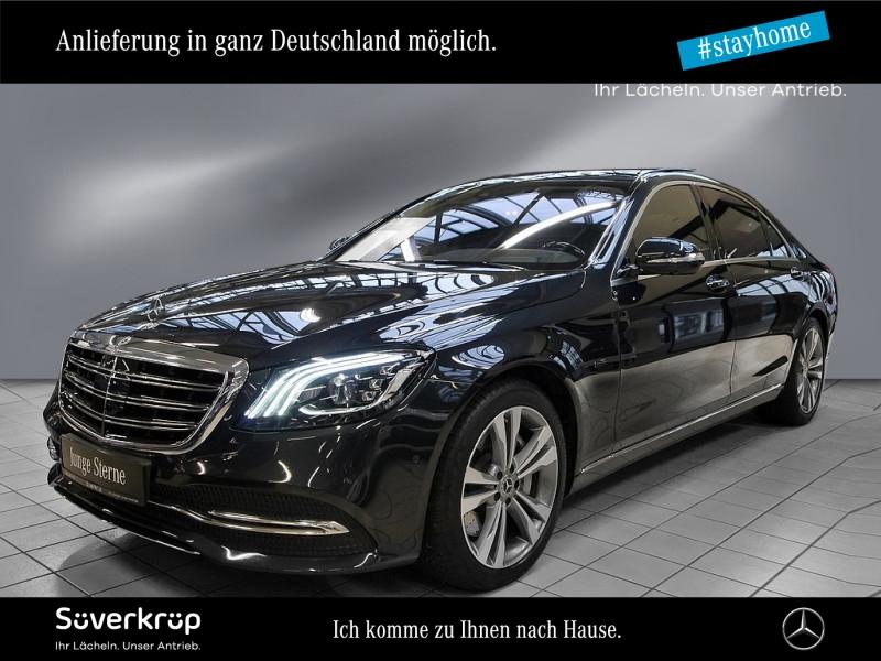 Mercedes-Benz S 560 e lang NP: 174T+CHAUFFEUR+NACHTSICHT+PANO, Jahr 2019, Hybrid
