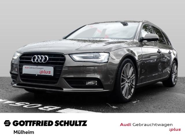 Audi A4 Avant 2.0 TDI Multitronic PANO+ NAVI+XENON+TEMPOMAT, Jahr 2014, diesel