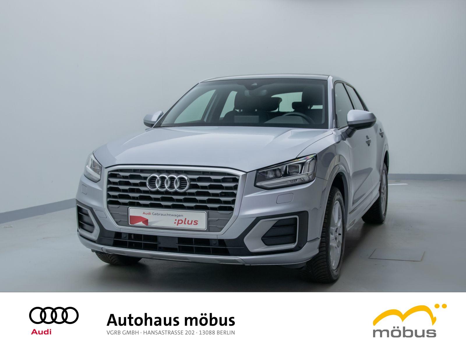 Audi Q2 1.4 TFSI design S-TR*LED*PAN*ASSIST*NAV*LEDER, Jahr 2018, Benzin