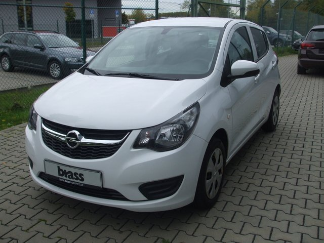 Opel Karl 1.0 Edition Klima, Jahr 2016, Benzin