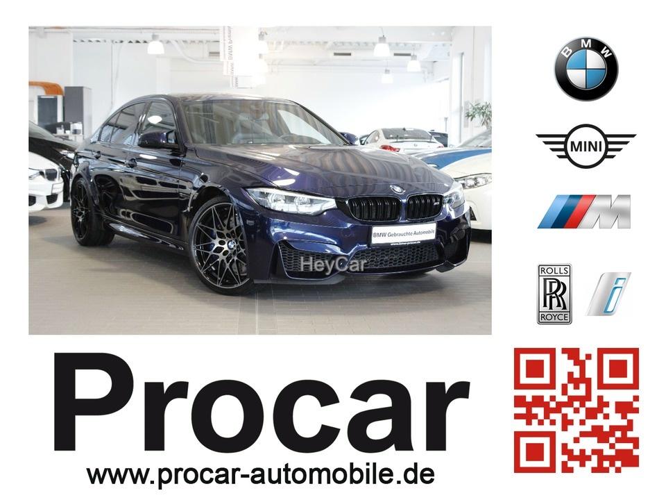 BMW M3 Competition MPerformance ESD H/K HeadUp DAB, Jahr 2018, Benzin