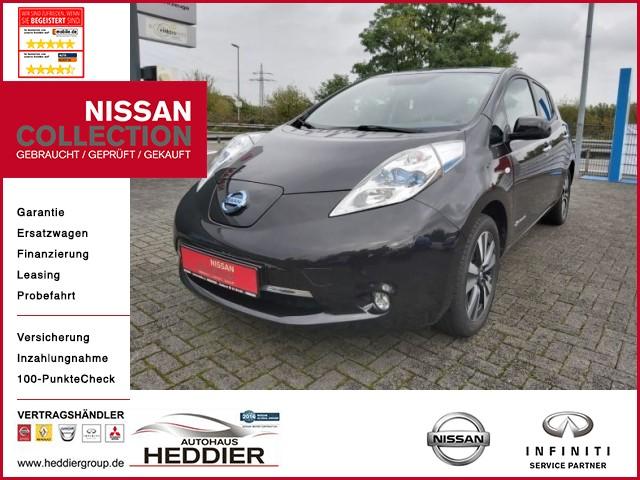 Nissan Leaf Tekna 30 kW *KLIMA, KAMERA, NAVI*, Jahr 2016, Elektro