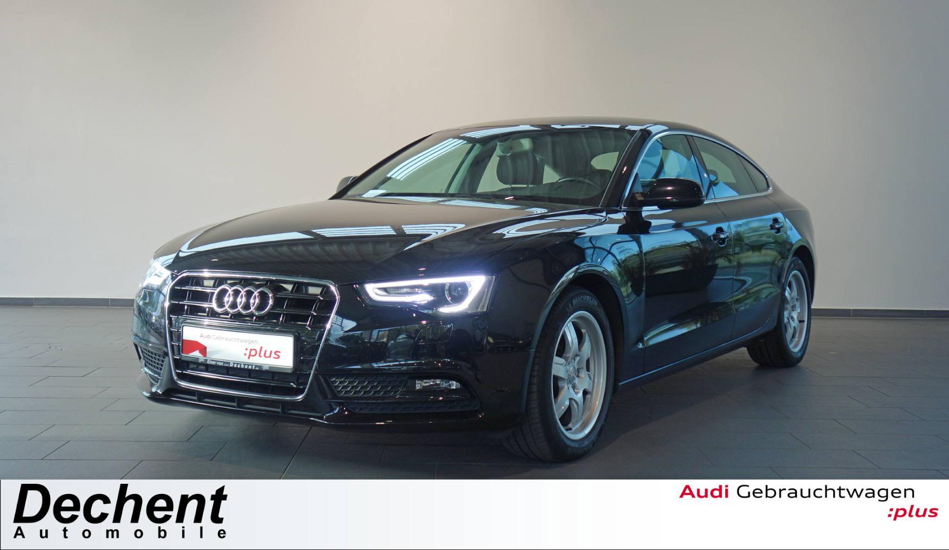 Audi A5 Sportback 2.0 TDI ultra Standhzg Xenon Navi P, Jahr 2016, Diesel