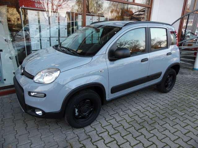 Fiat Panda 4x4 Wild Allrad, Klimaautomatik, PDC hinte, Jahr 2019, Benzin