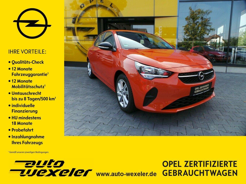 Opel Corsa F Edition 1.2,Sitzheiz.,PDC,WKR inkl., Jahr 2020, Benzin