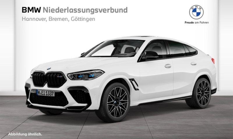 BMW X6 M Competition Gestiksteuerung Competition P., Jahr 2020, Benzin