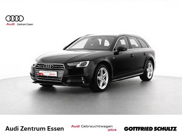 Audi A4 Avant 2.0 TDI quattro S-LINE NAV XENON FSE MUFU, Jahr 2018, Diesel
