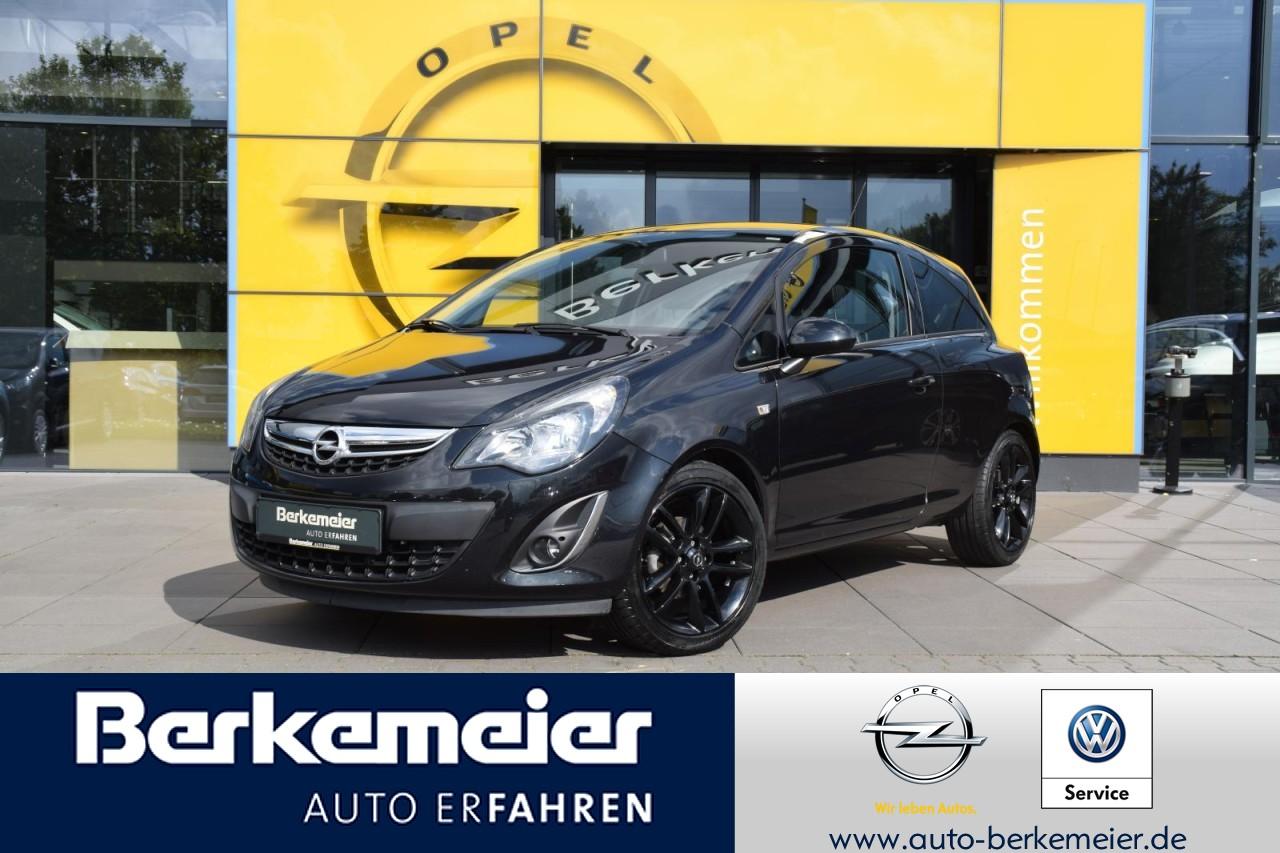 Opel Corsa D 1.4 Color Edition Radio/Klima/Sportfahrwerk, Jahr 2013, Benzin