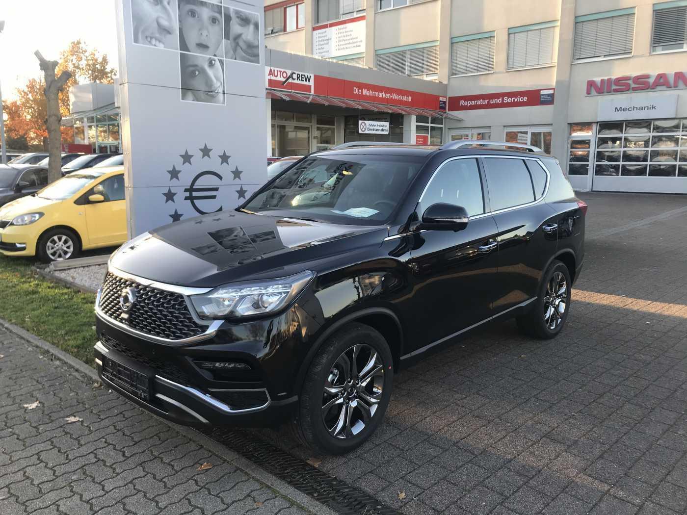 Ssangyong Rexton 2.2 e-XDi 4WD AT Sapphire MJ20*7-Sitzer*, Jahr 2019, Diesel