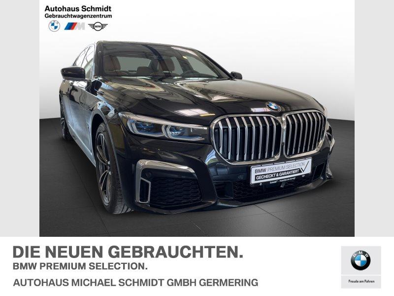 BMW 745e iPerformance M Sportpaket*Massage*Harman Kardon*, Jahr 2020, Hybrid