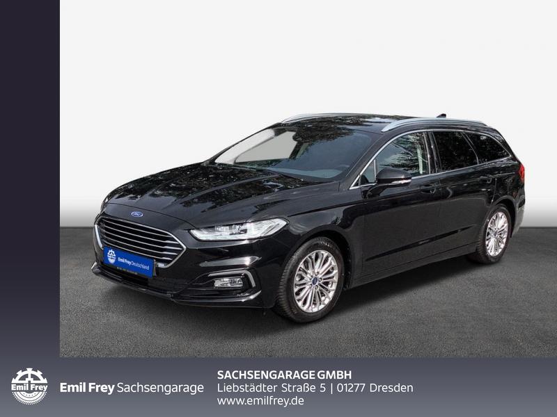 Ford Mondeo Turnier 2.0 EcoBlue Aut. Titanium Navi LED, Jahr 2020, Diesel