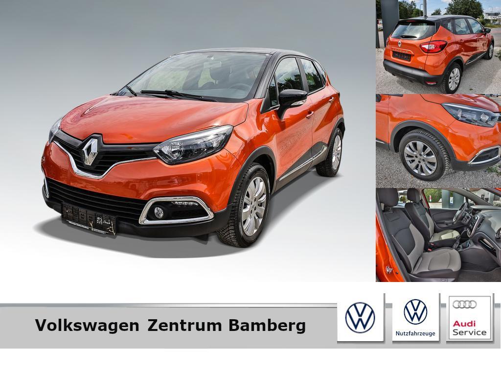 Renault Captur 0.9 TCe 90 eco² Dynamique ENERGY+GRA, Jahr 2015, Benzin