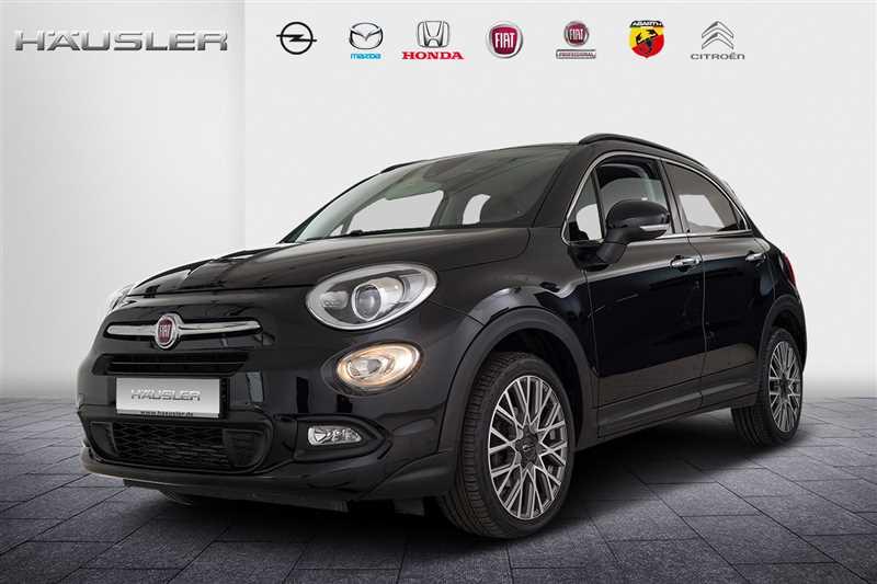 Fiat 500X, Jahr 2015, Diesel
