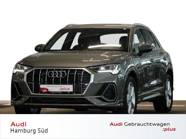 Audi Q3 35 TFSI S tronic S line/NAVI/LED/APS/DAB, Jahr 2020, Benzin