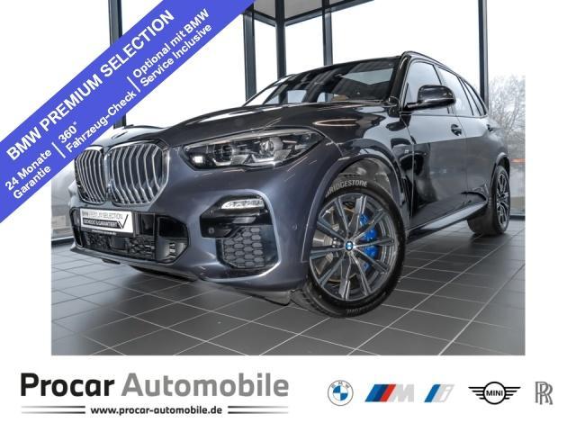 BMW X5 xDrive30d M Sportpaket Sport Aut. LEASab 792Euro, Jahr 2019, Diesel