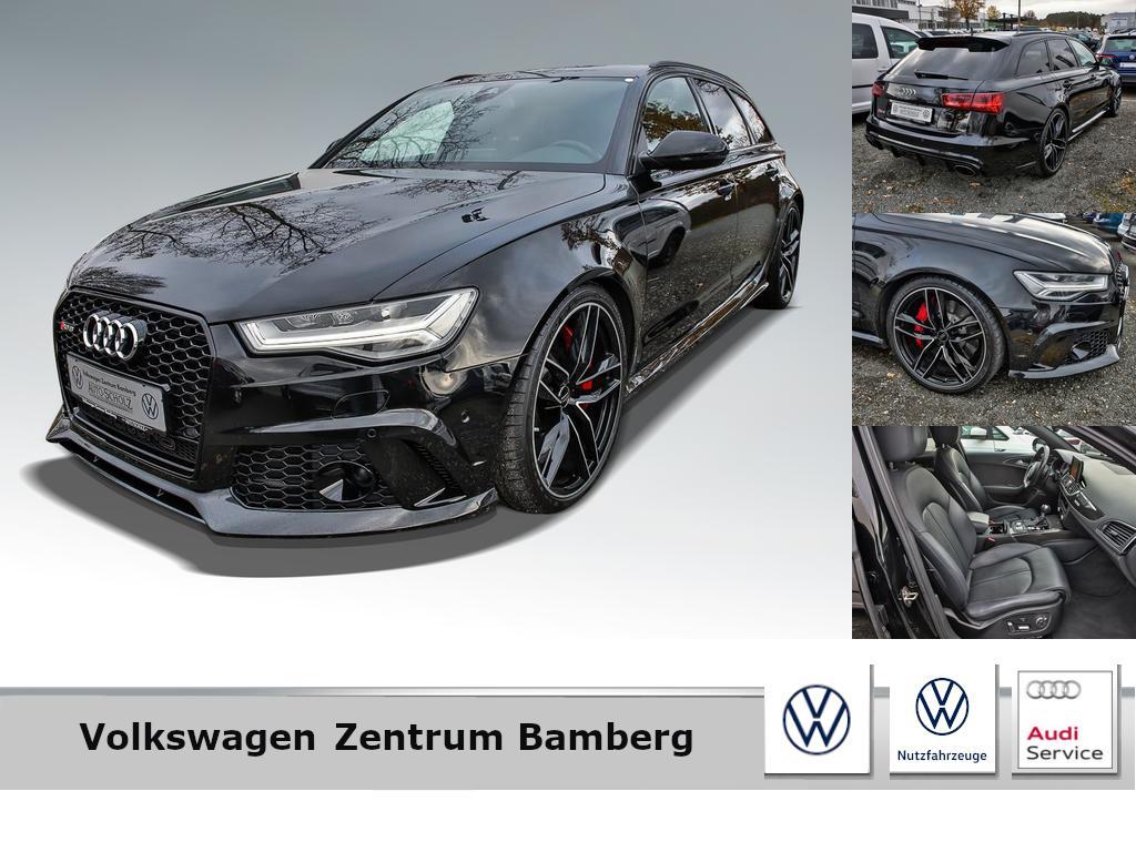 Audi RS6 Avant 4.0 TFSI quattro+NAVI+KAMERA+PDC, Jahr 2015, Benzin