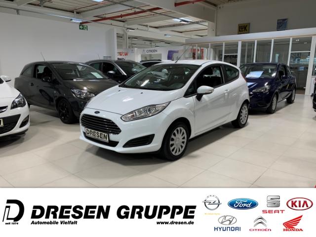 Ford Fiesta Trend 1.25 *Klima*BC*USB*LED*, Jahr 2015, Benzin