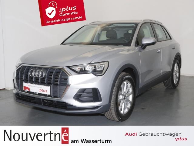 Audi Q3 35 TFSI AHK DAB, Jahr 2019, Benzin