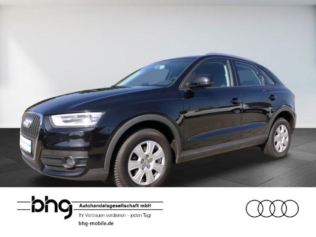 Audi Q3 2.0 TDI quattro S tronic Navi Xenon Keyless 17`` Sitzheizung Tempomat Bluetoo, Jahr 2014, Diesel