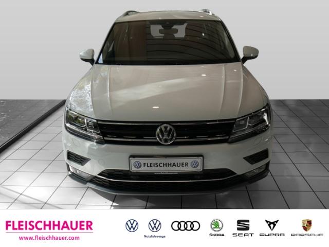 Volkswagen Tiguan Highline 1.5 TSI EU6d-T, Jahr 2020, Benzin