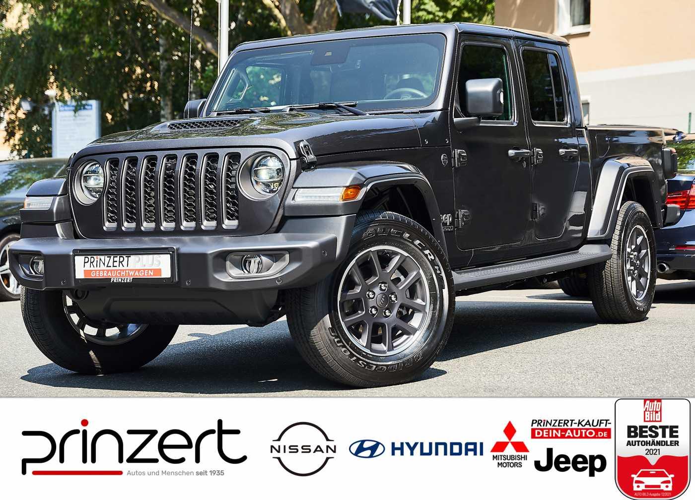 Jeep Gladiator 3.0 V6 4x4 AT Overland, Jahr 2021, Diesel
