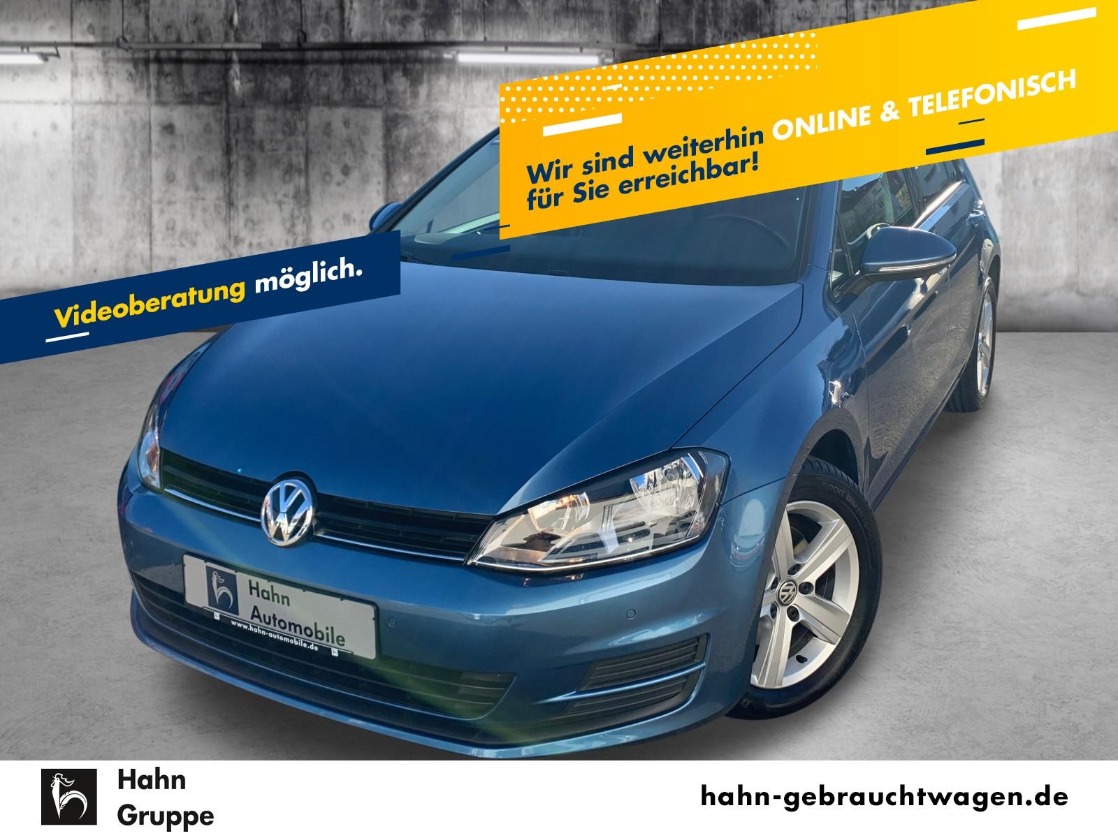 Volkswagen Golf Comfortline 1.2TSI Climatr Einpark Bordc, Jahr 2013, Benzin
