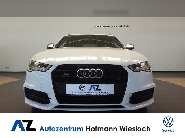 Audi S6 Avant 4.0 TFSI quattro/NAVI/KLIMA/MATRIX, Jahr 2018, Benzin
