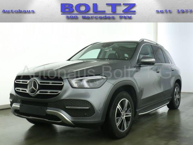 Mercedes-Benz GLE 300 d 4M ENp 87000 Distr. Pano Airmatic 360, Jahr 2020, Diesel