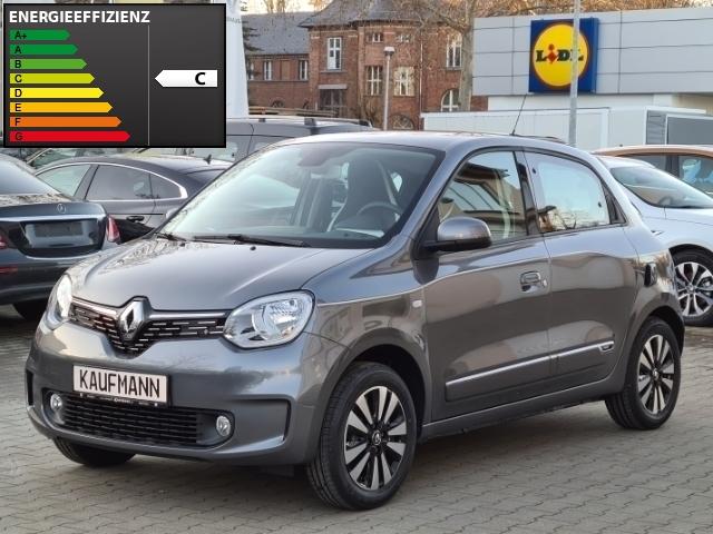 Renault Twingo Intens 0.9 TCe 90 EDC Leder LED-Tagfahrlicht RDC Klima Temp AUX USB MP3 DPF, Jahr 2020, Benzin