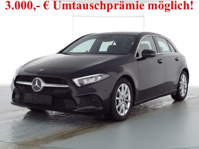 Mercedes-Benz A 180 Progressive+7G-DCT+Navi-Premium+LED+Spiegel-Paket, Jahr 2020, Benzin