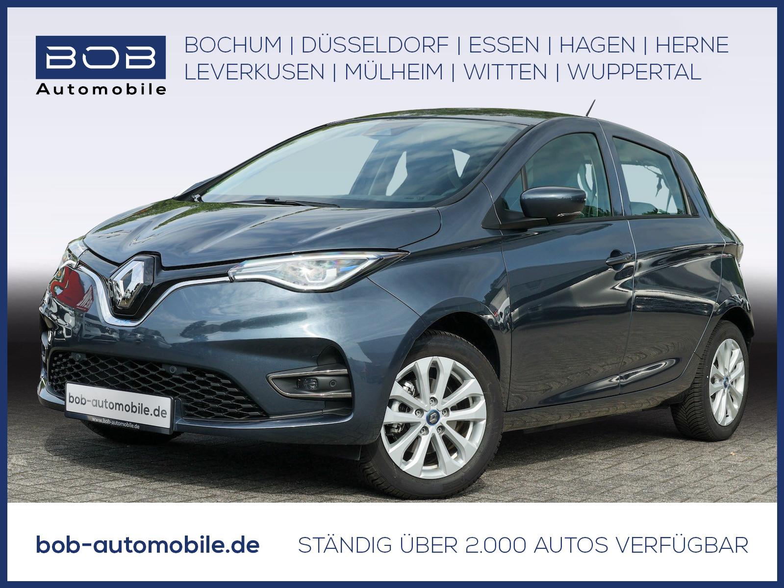 Renault ZOE EXPERIENCE R110 ZE 50 Batteriemiete VisioP, Jahr 2021, Elektro